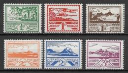 German Occupation Jersey 1943 MH - Besetzungen 1938-45