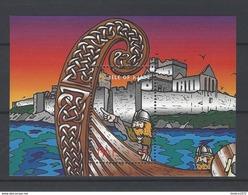 Isle Of Man Blok Blok 35** - Man (Ile De)