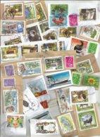 Serie Complete Boite à Lettres,,pa328,,825,754,954x2,etc,etcbonne Cote  Sur Fragmentsn   Beaux Cachets  (boitsorblan) - Nieuw-Caledonië