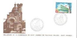 MATASELLOS 1990  BARCELONA - 1931-Hoy: 2ª República - ... Juan Carlos I