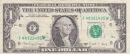 Etats-Unis D'Amérique - Billet De 1 Dollar - George Washington - Atlanta F - 1988 A - Federal Reserve (1928-...)