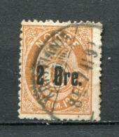 Norwegen Nr.48      O  Used           (1111) - Gebraucht