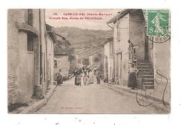 Osne-Le-Val- Grande Rue --animation (D.3202) - France