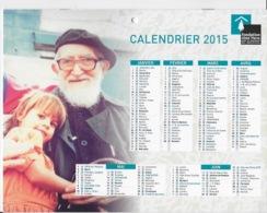 Calendrier Abbé Pierre 2015 - Kalender