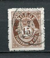 Norwegen Nr.71      O  Used           (1114) - Norwegen