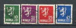 Norwegen Nr.105/8      O  Used           (1117) - Norwegen