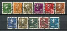 Norwegen Ex.Nr.120/32      O  Used           (1118) - Norwegen
