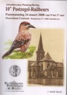 BUZIN / ATTENHOVE 2008 / FORMAT A4 / QUELQUES TRES LEGERES TRACES DE MANIPULATION - 1985-.. Birds (Buzin)