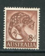 AUSTRALIE- Y&T N°253B- Oblitéré - 1952-65 Elizabeth II : Ed. Pré-décimales