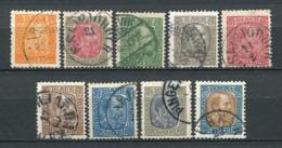 Island Ex.Nr.35/45      O  Used           (213) - 1873-1918 Deense Afhankelijkheid