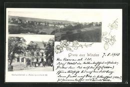 AK Winden, Gastwirtschaft V. Peter Linscheid III., Gesamtansicht - Non Classés