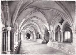 18. Gf. BRUERE. Abbaye De Noirlac. Galerie Est Du Cloître Et Entrée De La Salle Capitulaire. 2 - Autres Communes