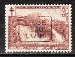 PRE5929C**  Cascade De Coo - Liège 1930 - Bonne Valeur - MNH** - LOOK!!!! - Roller Precancels 1930-..