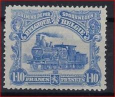 SP72 - TR72 ** MNH  Postfris Met Zéér Licht Gomspotje (zie Ook Scan 2) ! Inzet 25 € (OBP = 200 €) ! - 1915-1921