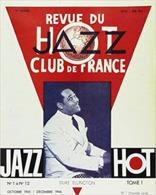 Revue Du Jazz Hot Club De France: N°1/12 - Música