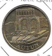 Jeton Touristique 71 Autun Porte D'arroux 2007 - 2007