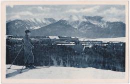 66. Pf. MONT-LOUIS. La Citadelle Et Le Chambres D'Aze. 9 (skieur) - Frankreich