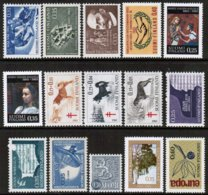 1965 Finland Complete Year Set MNH. - Finland