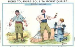 Humoristique - Illustrateur - Guillaume - Dors Sous Ta Moustiquaire - D  0093 - Guillaume