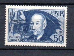 France N° 398 ** . A Saisir !!! - Unused Stamps