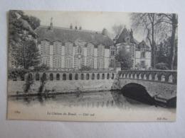 27 Eure Marcilly Sur Eure Le Château De Breuil Côté Sud - Marcilly-sur-Eure