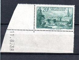 France N° 394 ** . A Saisir !!! - Frankreich