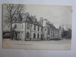 27 Eure Marcilly Sur Eure Le Château De Breuil Côté Nord - Marcilly-sur-Eure