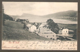 Carte P ( Lac De Joux ) - VD Vaud