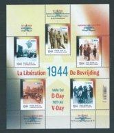Belgique Bloc 284 - 1944 La Libération 2019 VF 8,1 € - Blocks & Kleinbögen 1962-....