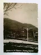 Gandino M. 550 (Bergamo), Partenza Seggiovia, AK, Gelaufen 1955 - Ohne Zuordnung
