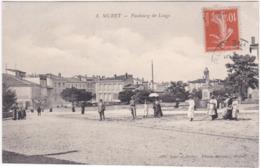 31. MURET. Faubourg De Louge. 8 - Muret