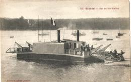 BENODET - Bac De Ste-Marine - Bénodet