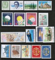 1988 Finland Complete Year Set MNH **. - Finland