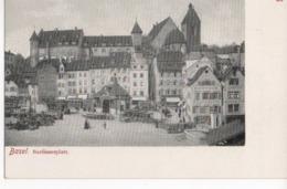 BASEL BARFUSSERPLATATZ - Suisse
