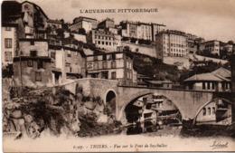 Thiers 1934 - Vue Sur Le Pont De Seychalles - Idéal 6507 - Thiers
