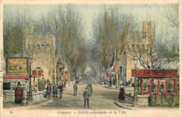 84 - AVIGNON -  ENTREE PRINCIPALE DE LA  VILLE - Avignon