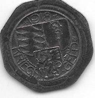 *notgeld Oberndorf 10 Pfennig 1918 Fe 392.2 - [ 2] 1871-1918 : Duitse Rijk