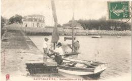 SAINT NAZAIRE - Embarquement Du Petit Mousse - Saint Nazaire