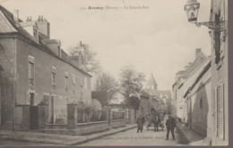 AVENAY VAL D'OR - LA GRANDE RUE - Autres Communes