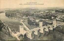 46 - CAHORS ET LE PONT VALENTRE - 839 - Cahors