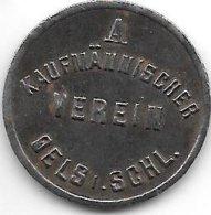 *notgeld  Oels 10 Pfennig 1918 Fe   400.2a - Andere