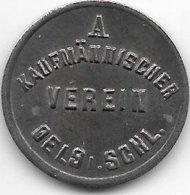 *notgeld  Oels 10 Pfennig 1918 Fe   400.2b - [ 2] 1871-1918 : Empire Allemand
