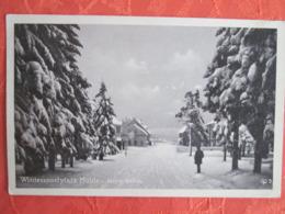 Wintersportplatz Moldau .erzgeb 805 M - Moldavie