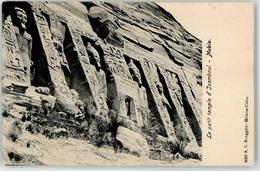 52917710 - Tempel Isamboul Nubie - Ohne Zuordnung