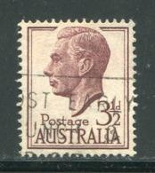 AUSTRALIE- Y&T N°183- Oblitéré - 1937-52 George VI