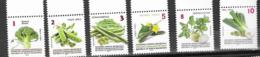 MACEDONIA, 2019, MNH, VEGETABLES, 6v - Vegetables