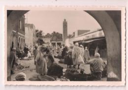 Biskra: Le Marché - Carte Neuve Ed. Photo-Africaines, Alger - - Biskra