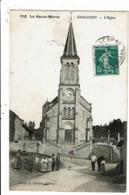 CPA-Carte Postale France - Saucourt Son Eglise  En 1911 VM8103 - Saint Dizier