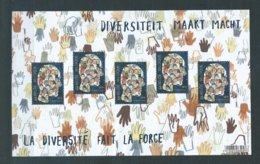 Feuillet Diversité 2019 VF 9,2 € - Fogli Completi