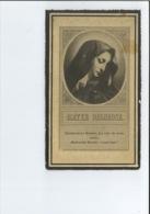 VICTOR STOOP ° HERSELT 1839 + 1903 GEDRUKT TE AARSCHOT - Imágenes Religiosas